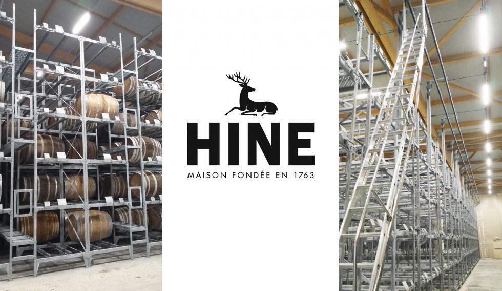 HINE realisation rouby industrie