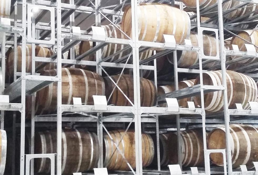 racks de stockage HINE 1