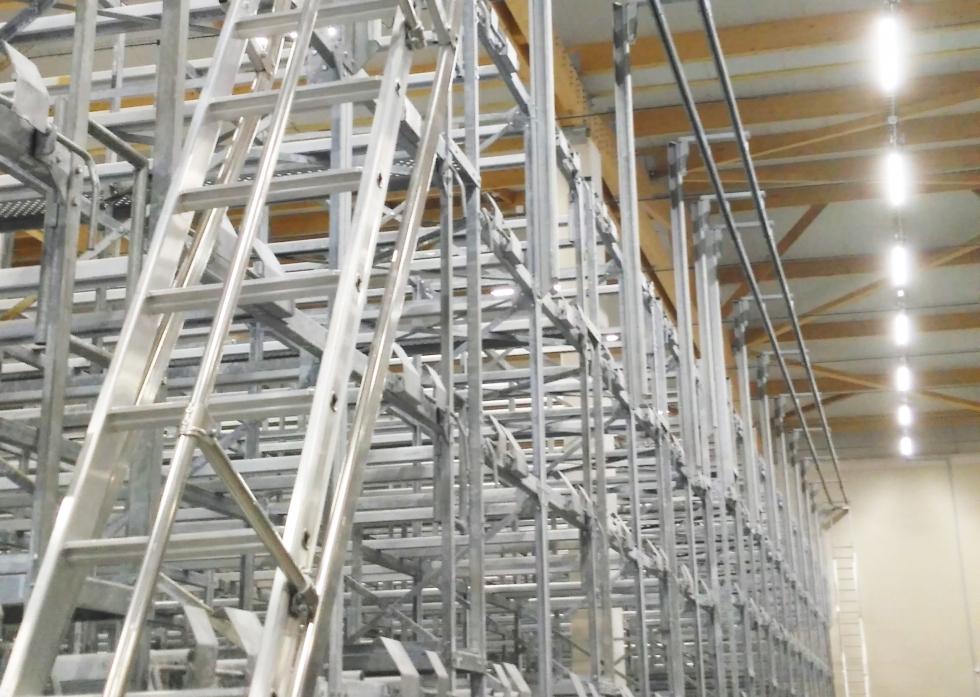 racks de stockage HINE