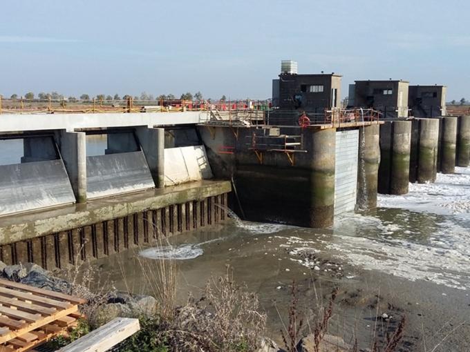 barrage hydraulique braud